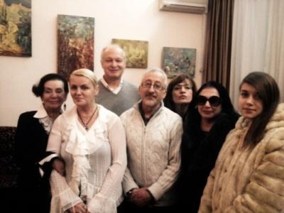 Творческая Гостиная Diligans, Одесса